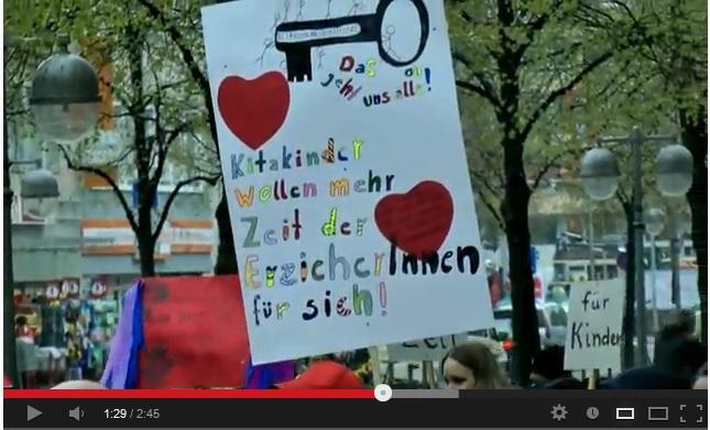 Teaser Flashmob-Video