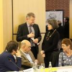 Thea Heusler im Gespräch mit Stefan Politze, MdL