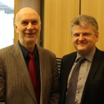 Werner Massow und Stefan Politze, MdL