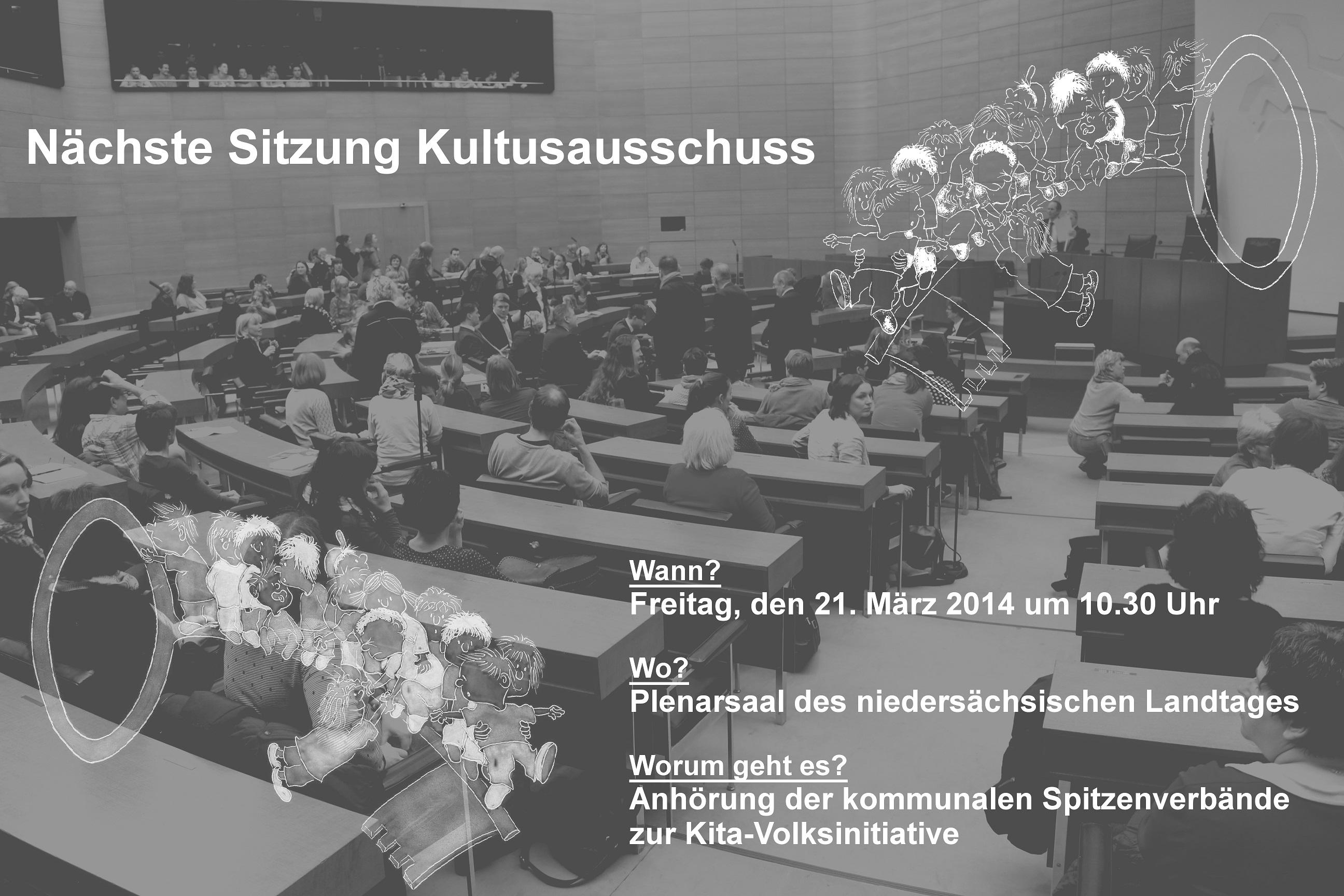 Aufruf Kultusausschuss 21. März 2014 - Internet