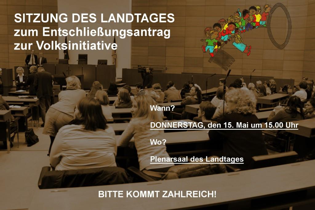 Aufruf Sitzung des Landtages Mai 2014 NEU kleiner